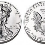 Silver Coin Melt Values Down Slightly in April