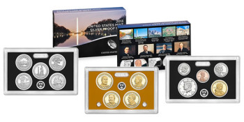 United States Mint 2013 Silver Proof Set